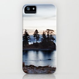 Spruce Cape Photography Print iPhone Case