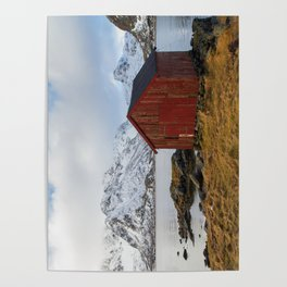 The red shed Poster