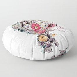Momento Mori X Floor Pillow
