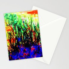 Intangible Forest Stationery Cards