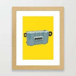 Super Sampler Framed Art Print