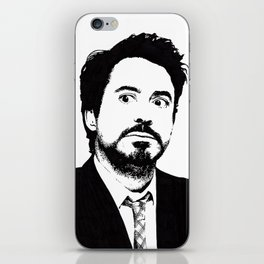Robert Downey Jr. iPhone Skin
