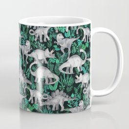 Dinosaur Jungle Coffee Mug