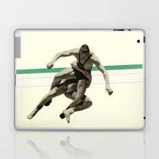 The Wrestler Laptop & iPad Skin