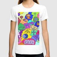 fantasy T-shirts featuring Fantasy by Linda Tomei
