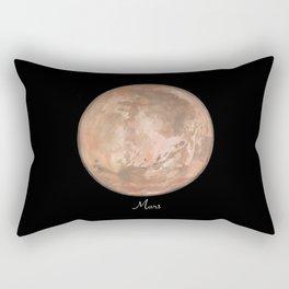 Mars #2 Rectangular Pillow
