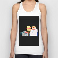 supreme Tank Tops featuring Supreme Time! by Miss K'Tahni
