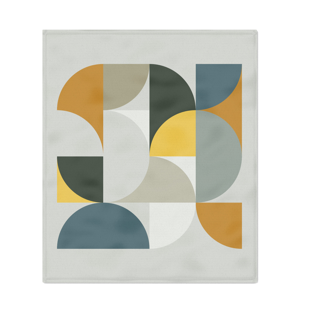 Mid_Century_Geometric_13_Throw_Blanket_by_theoldartstudio