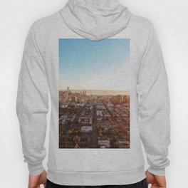 San Francisco Cityscape (Color) Hoody