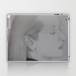 Meryl Streep Profile Laptop & iPad Skin