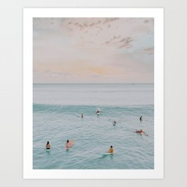 float xix Art Print