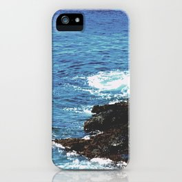 Rocky Shoreline iPhone Case