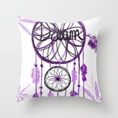 In Your Wildest Dreams Throw Pillow