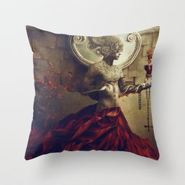 Exegesis Throw Pillow