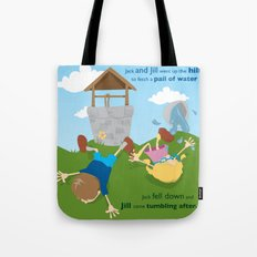 Jack & Jill Tote Bag