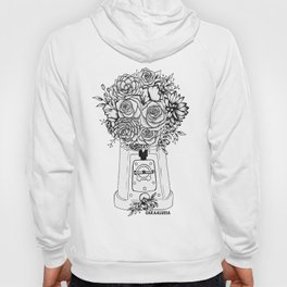 Grow in unfamiliar places Hoody