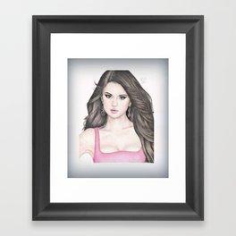 Sel Gomez Framed Art Print