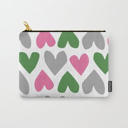 Paper Heart 01 Carry-All Pouch