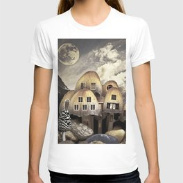 Mushrom Village T-shirt