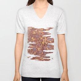 Starry Forest  Unisex V-Neck