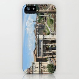 Roman Forum (Rome, Italy) iPhone Case