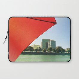 The Red Umbrella Laptop Sleeve
