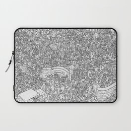 Outbreak! Laptop Sleeve