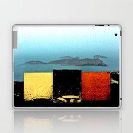 Cala Tarida-4 Laptop & iPad Skin