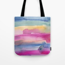 32  | 190907 | Watercolor Abstract Painting Tote Bag