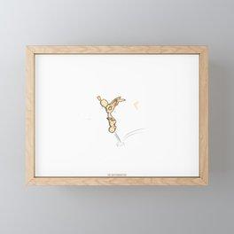 the coffeemonsters 593 Framed Mini Art Print
