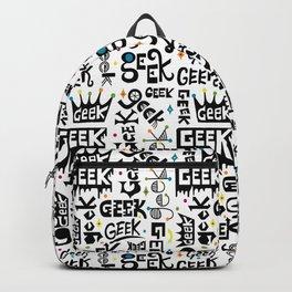 Geek Type Backpack