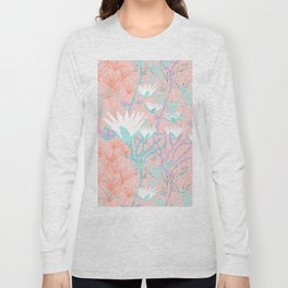 Lotus + Papyrus Garden Long Sleeve T-shirt