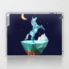unicorn in the universe Laptop & iPad Skin