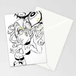 Inktober : Big Stationery Cards