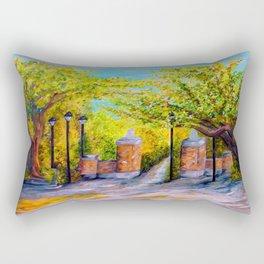 Toomer's Corner Oaks Rectangular Pillow