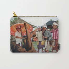 Peep Show - Vintage Collage Carry-All Pouch