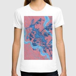 Leafy Sea Dragon Seahorse T-shirt
