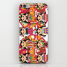 Mexican Dolls iPhone & iPod Skin