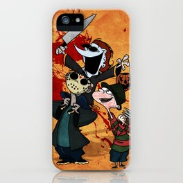 Jay, Mike & Freddy iPhone Case