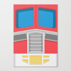 Minimal Prime Canvas Print