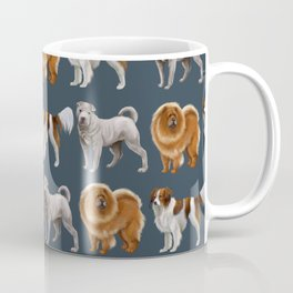 Mans Best Friend Coffee Mug