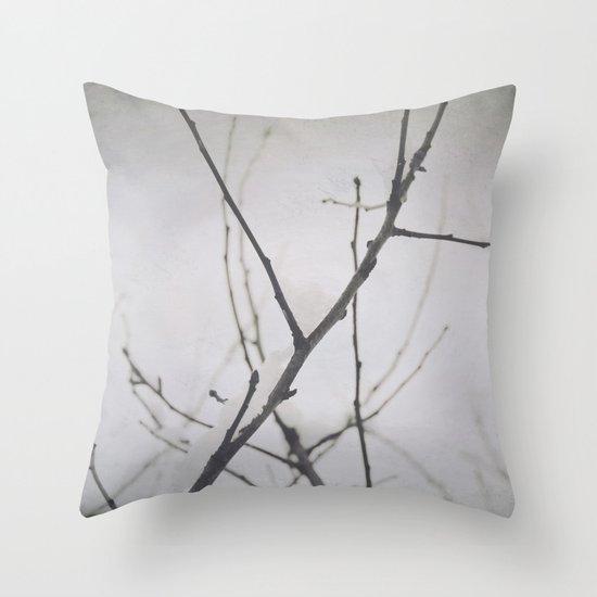 The Silent Dance Throw Pillow