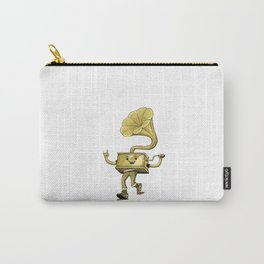 gramaphone Carry-All Pouch