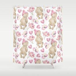 Fairytail Pattern #2 Shower Curtain