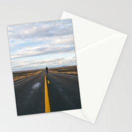 Explore The Open Road Stationery Cards