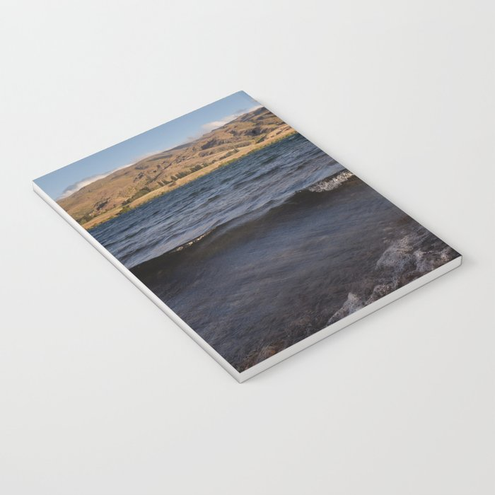 Lake Dunstan Notebook