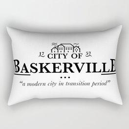 Baskerville Rectangular Pillow