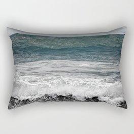 Wave you later Rectangular Pillow