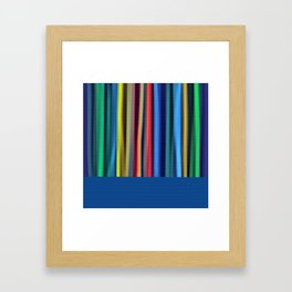 Abstract #65 Framed Art Print