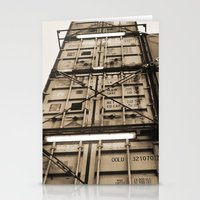industrial Stationery Cards featuring Industrial by Samantha